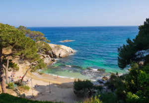 Best Beach Hotels Costa Brava - Cala del Pi
