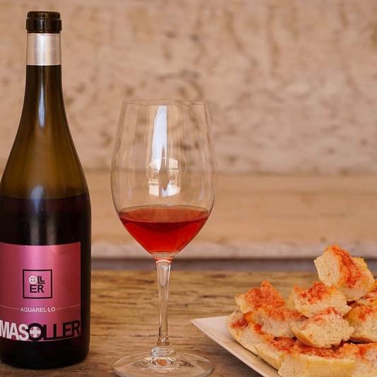 Costa Brava Wine Mas oller