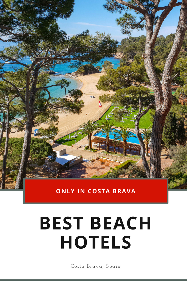 Costa Brava Beach Hotels