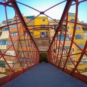 Costa Brava Girona Eiffel Bridge