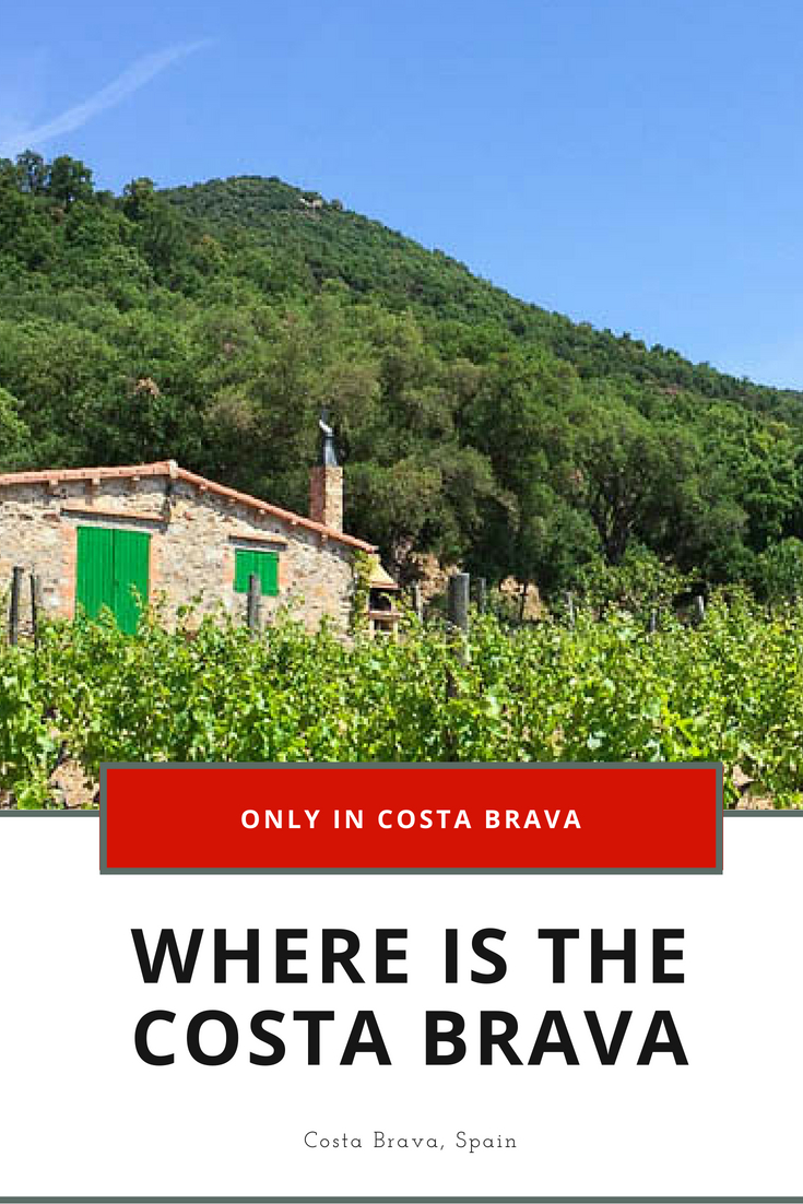 Where is the Costa Brava