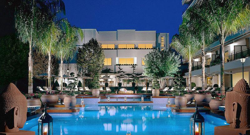Alva Park 5 Star Hotel Lloret de Mar