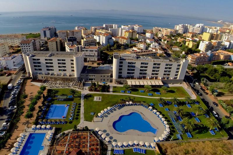 Hotel Mediterraneo Park Roses Spain