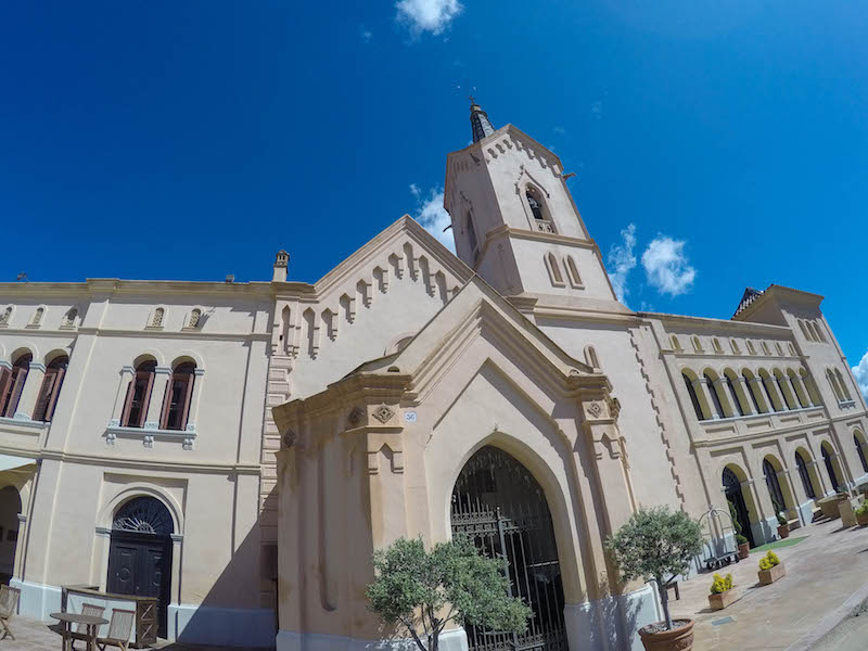 Sant Pere de Bosch Lloret de Mar Luxury Hotel